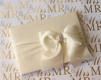Wedding Guest Book (Reserved Listing)