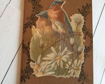 Travelers notebook junk journal