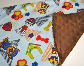 Weighted lap pad, Paw Patrol weighted lap pad, Boys weighted lap pad, Weighted lap pad for boys, Puppy weighted lap pad, 2 pound lap pad