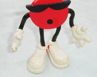 RARE 1988 & Up Spot The Un-Cola Figurine