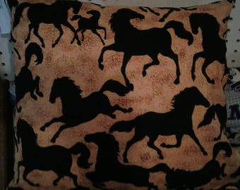 Pillow horses