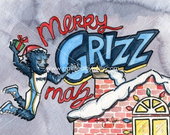 Image result for merry christmas Memphis Grizzlies images