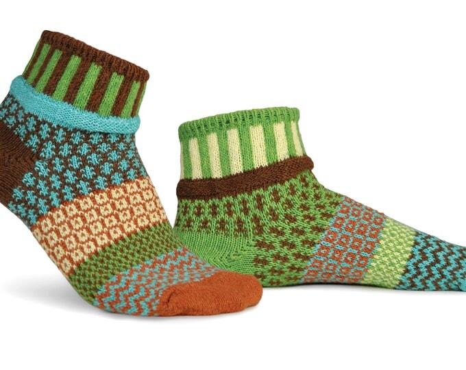 Solmate Socks - Trillium Anklet Socks