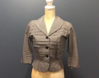 1950's Ladies Suit Top Blouse
