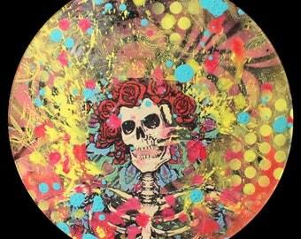 Greatful Dead 12 vinyl record Artwork