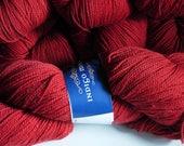 Yarn Merino Wool Red madd...