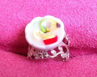 Fruit salad ring