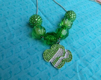 "Girl Scouts 24"" Chunky Ball Chain Necklace, Girls,  *Ready to Ship"