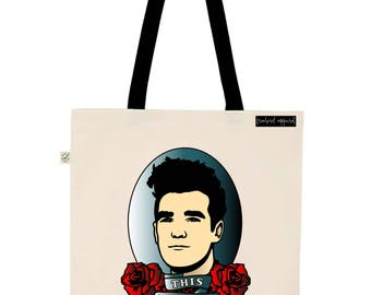 Morrissey - Earth Positive Ethical Tote Bag