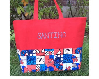 Personalized Kid's Tote Bag - Design Your Own!
