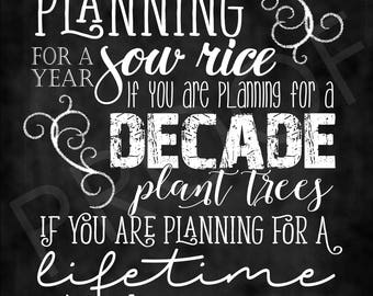 Chalkboard Art - Quote for Educators ~ typography, teachers, education, inspiration for teachers
