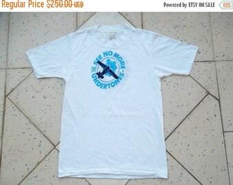 35% OFF Vintage 1980 The Undertones Concert Tour T-shirt