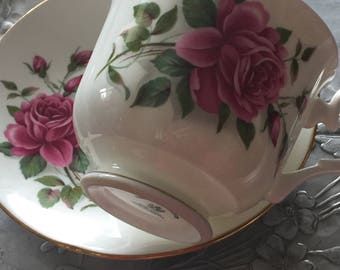 Month of June Royal Winchester Teacup