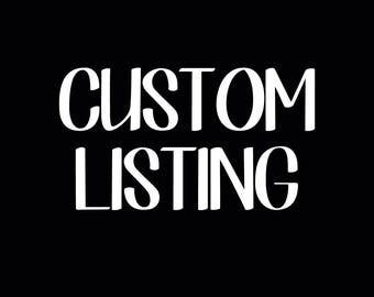 LPN Custom TOMS