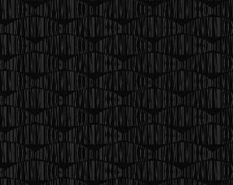 Geo Stripes in Black from Stof of Denmark