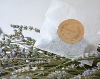 200 wedding toss lavender flowers