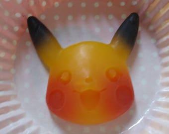 Pikachu Olive Oil Soap