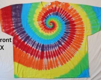 Tie Dye T-shirt Size 6X