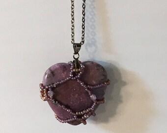 Lavender of Lepidolite