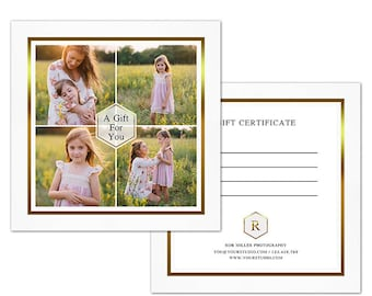 GC2 :. Gift certificate template | Love is in the air