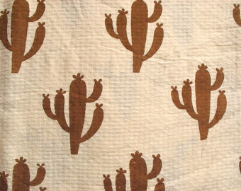Ivory Cotton Basket Weave Fabric Textured Cotton Pillow Fabric by Half Yard