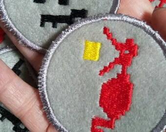 Atari Adventure patches
