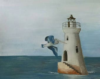 Light House Painting