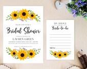 Bridal shower invitations...