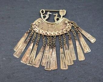 Broche Pendentifs Celtes / Bronze / Répliques / Bijoux Celtiques / Bijoux Médiévaux / broche viking / medievale broche, / Fibula # 16