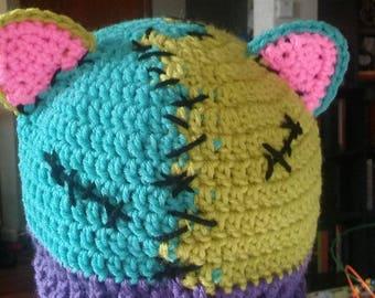 zombie kitty hat