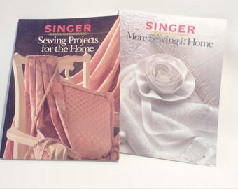 Singer Sewing Book, Sewing for The Home, Home Decor, Sewing Curtains, Make Your Own, Decorating Home, Pillow Patterns, Drape Patterns