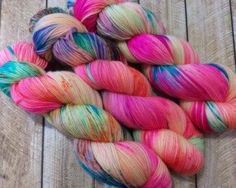 Truffula Trees - Hand Dyed Yarn - MCN