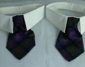 2 Custom neckties for Tessa B.