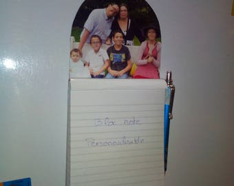 Nice block customizable magnetic notes