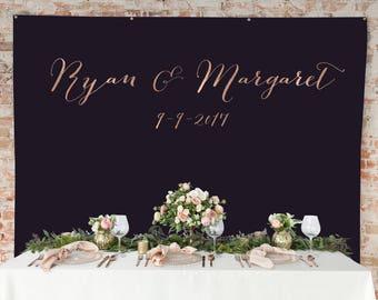Wedding Backdrop Curtain  -  Wedding Photo backdrop Curtain -Wedding Photo Booth Backdrop Curtain- Wedding Table Backdrop Curtain