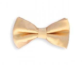 Ivory Baby/Kids' Bow Tie