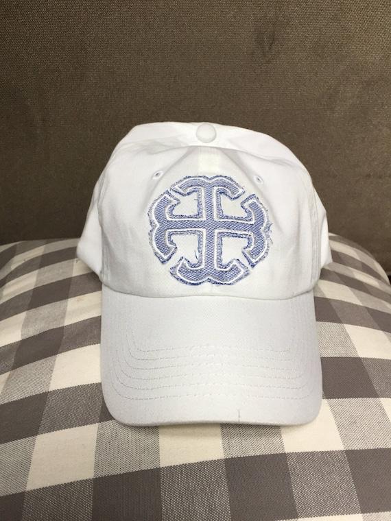 Saint marys monogrammed Baseball cap