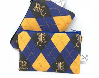 Mini zipper pouch Ravenclaw