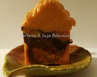 Fall for Me limited edition Autumn soap