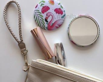 Round Bag mirror
