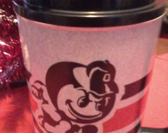 Ohio State Travel mug