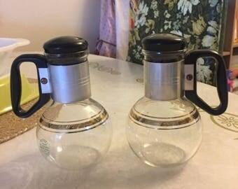 Vintage Pyrex Coffee Hottle