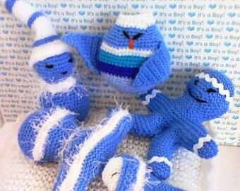 """""""BLUE"""" FAMILY"""
