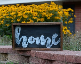 Home | Wood sign | STONEMILL MARKET