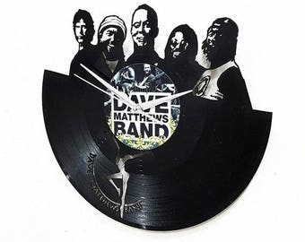Vinyl Records Clocks