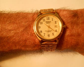 Large ACQUA mens watch
