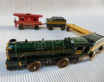 Ranger 393 Mechanical Train