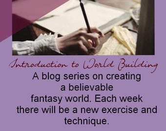 World Building Workbook,Notes,Notebook,Writer,Author,Writing,Teaching Aid