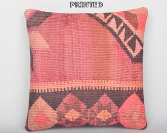 24x24 totemic gypsy decor personal throw pillow homeland decorative pillow sham fabulous kilim pillow case prehistoric kilim pillow 302-60