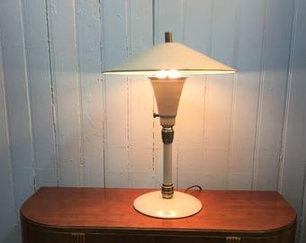 Mid Century Desk Lamp - Saturn Design